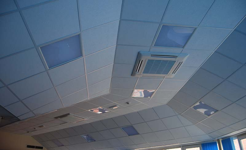 Specialists in the Installation of Suspended Ceilings, Dry Lining, & Partitions
